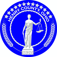 Footer Henry County Seal